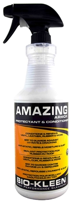 Amazing Armor - Conditioner Vinyl Conditioner, Marine Vinyl Protectant, Bio-Kleen Amazing Armor, marine UV conditioner, marine UV protectant, boat vinyl conditioner, boat vinyl protectant