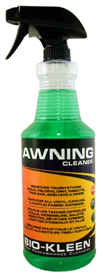 Awning Cleaner awning, rv awning, awning cleaner, vinyl, canvas, acrylic, fabric