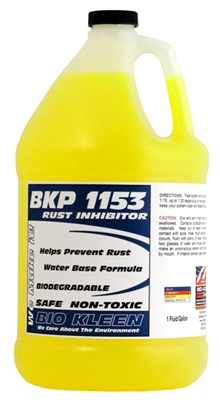 BKP 1153 - Rust Inhibitor rust inhibitor, rust preventative, rust protection, biodegradable rust treatment