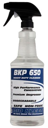BKP 650 - Cleaner Degreaser