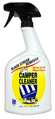 Camper Cleaner Black Streak Remover camper detailing cleaner, rv black streak remover, Kamper Products, rv detailing cleaner, multi purpose rv cleaner