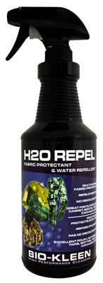 H2O Repel - Water Repellent Water Repellent, Waterproof Fabric, H2O Repel, canvas water repellent, tent water repellent