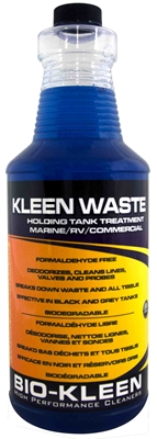 Kleen Waste - Holding Tank Treatment rv holding tank treatment, holding tank treatment, holding tank deodorant, rv tank cleaner, waste tank cleaner, rv waste tank treatment, boat waste tank treatment, biodegradable holding tank treatment, biodegradable holding tank deodorant