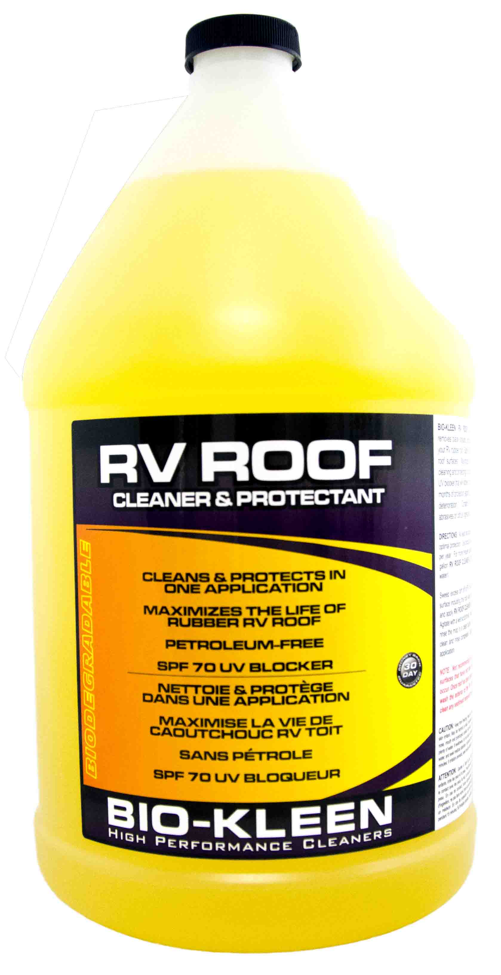 Rv Roof Cleaner Rv Roof Protectant Rv Rubber Roof