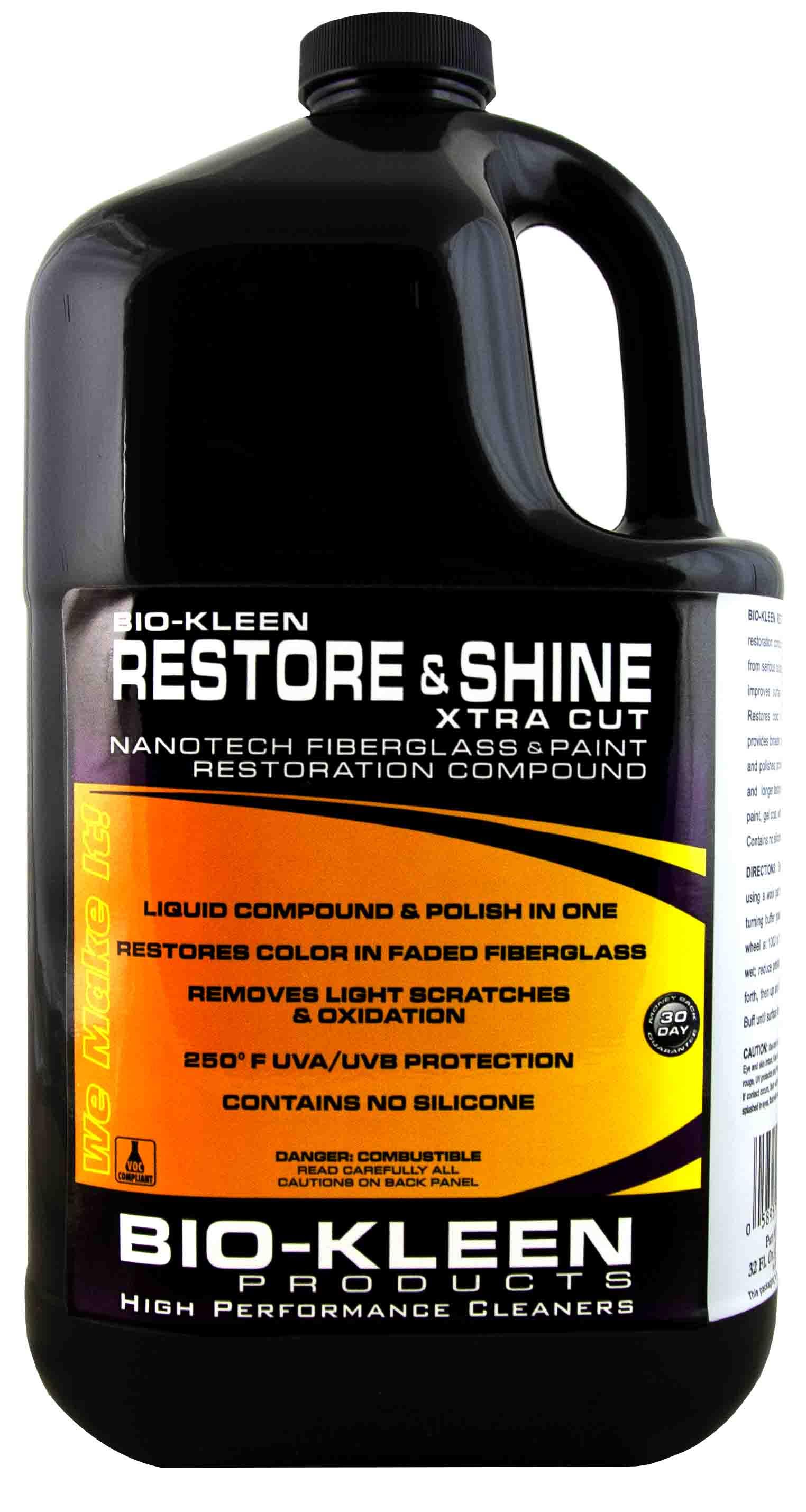 Restore & Shine Xtra Cut - Restoration Compound