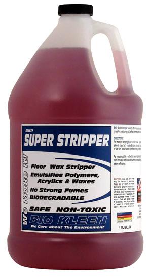 Floor Wax Remover Stripper