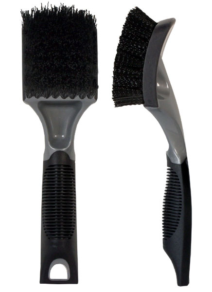 Vinyl and Fabric Cleaning Brush